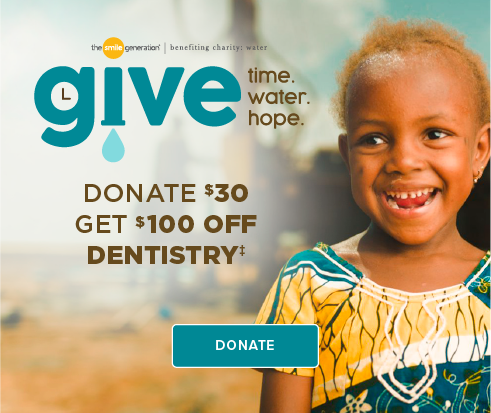 Donate $30, Get $100 Off Dentistry - Chatsworth Dentistry